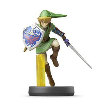 Usado Amibo Link - Nintendo