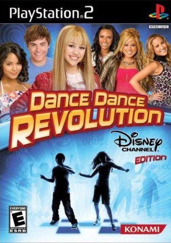 Usado Jogo Playstation 2 PS2 Dance Dance Revolution Disney Channel Edition - Konami