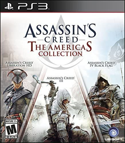 Jogo PS3 Assassins Creed - The Americas Collection - Ubisoft