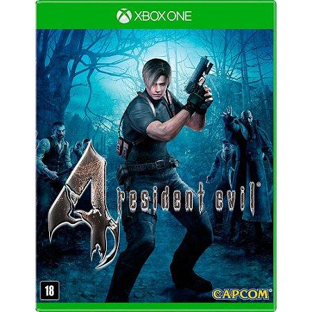 Usado Jogo Xbox One Resident Evil 4 - Capcom