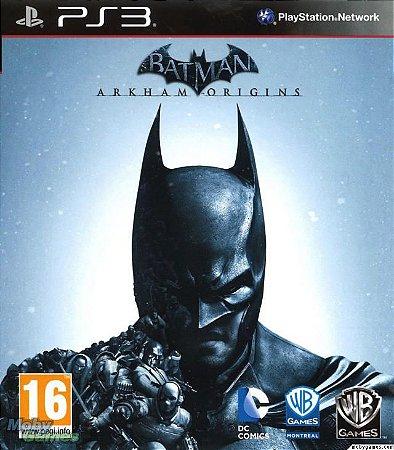 Usado Jogo PS3 Batman Arkham Origins - Warner Bros Games