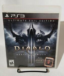 Usado Jogo PS3 Diablo III: Ultimate Evil Edition - Blizzard