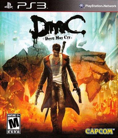 Usado Jogo PS3 DMC: Devil May Cry - Capcom