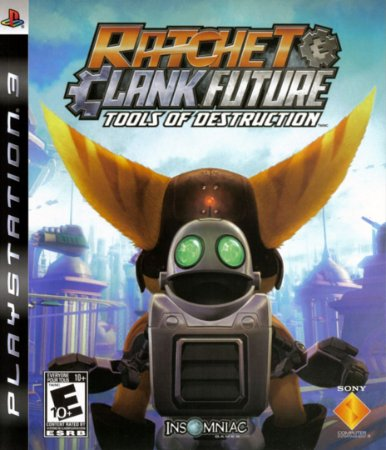 Usado Jogo PS3 Ratchet & Clank Future: Tools of Destruction - Sony