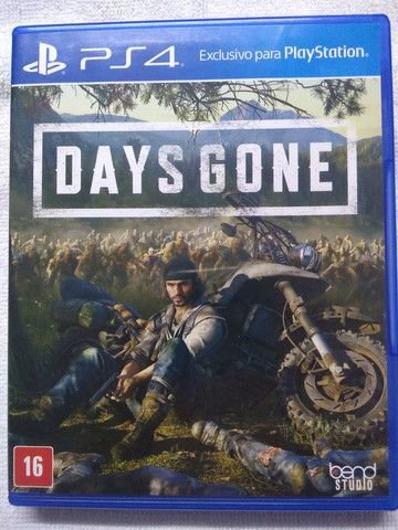 Jogo PS4 Days Gone - Sony
