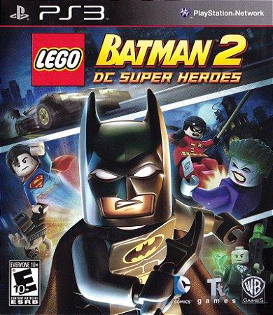 Jogo PS3 LEGO Batman 2 DC Super Heroes - Warner Bros Games