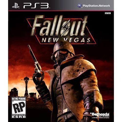 Jogo PS3 Fallout New Vegas - Bethesda