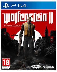 Jogo PS4 Wolfenstein II The New Collossus - Bethesda