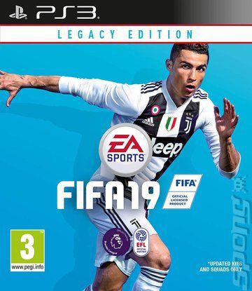 Jogo PS3 FIFA 19 - EA Sports