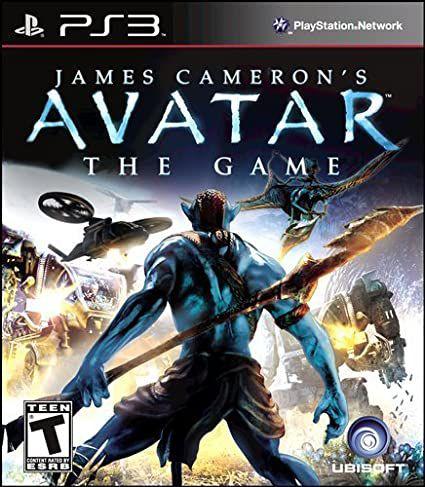 Jogo PS3 Avatar The Game - Ubisoft