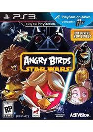 Usado Jogo PS3 Angry Birds Star Wars - Activision