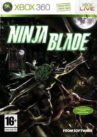 Usado Jogo Xbox 360 Ninja Blade - From Software