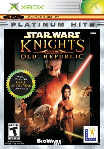 Usado Jogo Xbox  Star Wars Kinights of the Old Republic - Lucas Arts