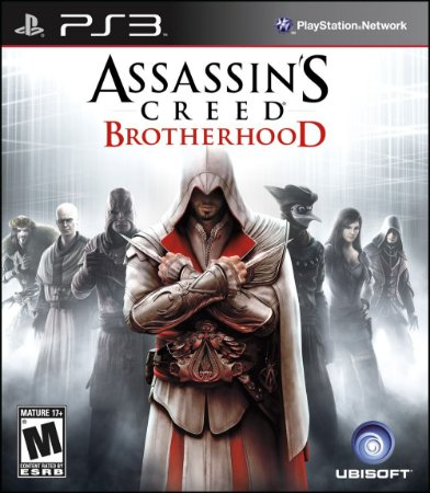 Usado Jogo PS3 Assassins Creed Brotherhood - Ubisoft