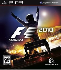 Usado Jogo PS3 F1 2010 - Codemasters