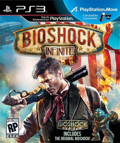 Usado Jogo PS3 BioShock Infinite - 2K