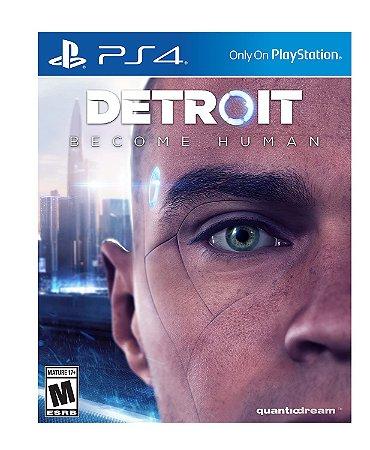 Jogo PS4 Detroit: Become Human - Quantic Dream
