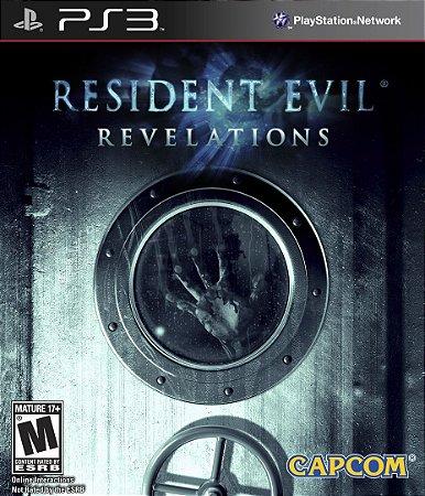 Usado Jogo PS3 Resident Evil Revelations - Capcom