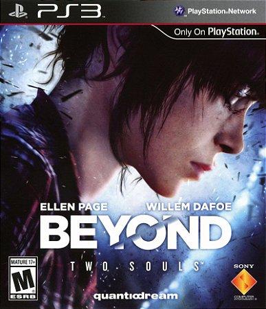 Usado Jogo PS3 Beyond Two Souls - Sony