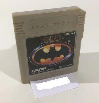 Usado Jogo Game Boy Batman - Sunsoft