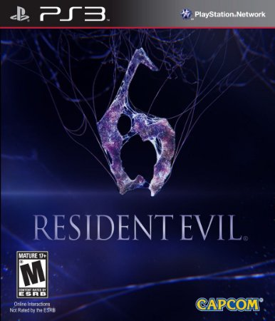 Usado Jogo PS3 Resident Evil 6 - Capcom