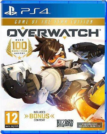Usado Jogo PS4 Overwatch Origins Edition - Blizzard
