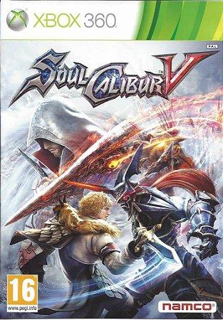 Usado Jogo Xbox 360 Soul Calibur V