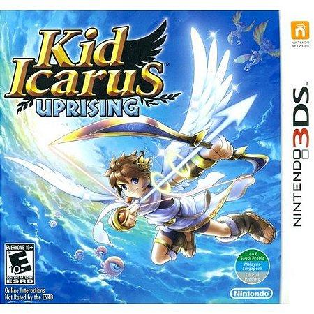 Jogo Nintendo 3DS Kid Icarus: Uprising - Nintendo