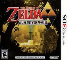 Usado Jogo Nintendo 3DS The Legend of Zelda A Link Between Worlds - Nintendo