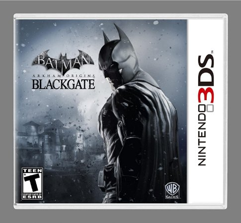 Usado Jogo Nintendo 3DS Batman Arkham Origins Blackgate - Warner Bros Games
