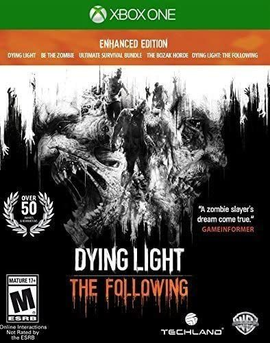 Jogo Xbox One Dying Light The Following - Warner Games
