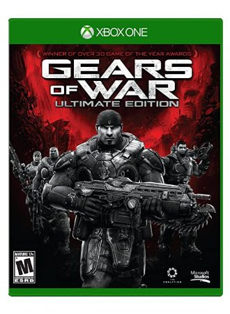 Usado Jogo Xbox One Gears of War: Ultimate Edition - Microsoft