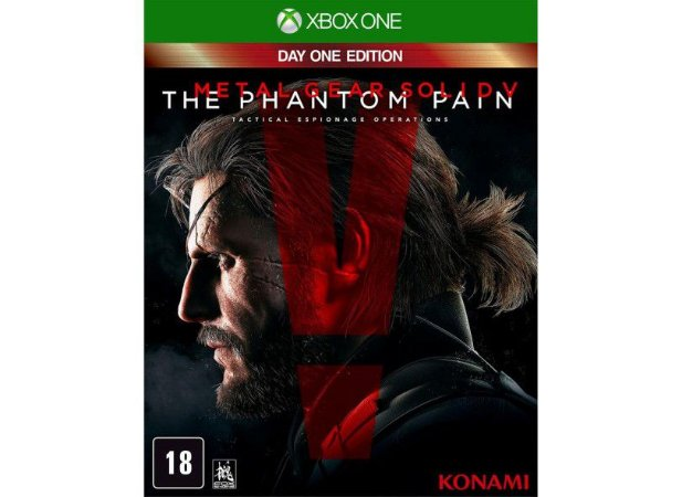Usado Jogo Xbox One Metal Gear Solid V: The Phantom Pain - Konami