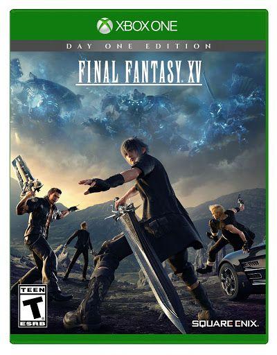 Jogo Xbox One Final Fantasy XV 15 - Square Enix