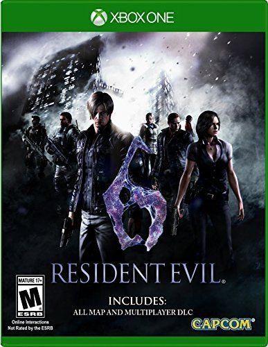 Jogo Xbox One Resident Evil 6 - Capcom