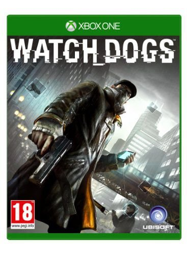Jogo Xbox One Watch Dogs - Ubisoft