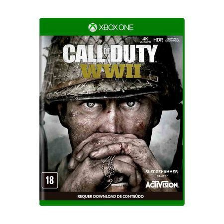 Jogo Xbox One Call of Duty WWII - Activision