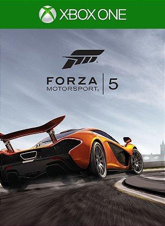 Usado Jogo Xbox One Forza MotorSport 5 - Microsoft