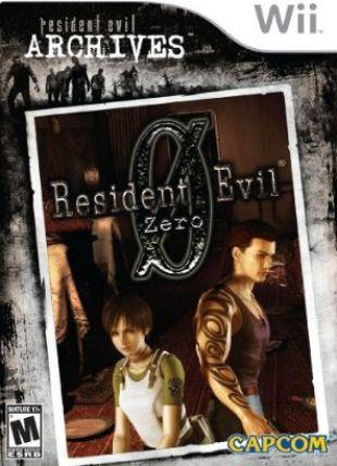 Jogo Nintendo Wii Resident Evil Zero 0 RE Archives - Capcom
