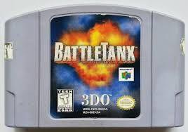 Usado Jogo Nintendo 64 BatteTanx - Nintendo