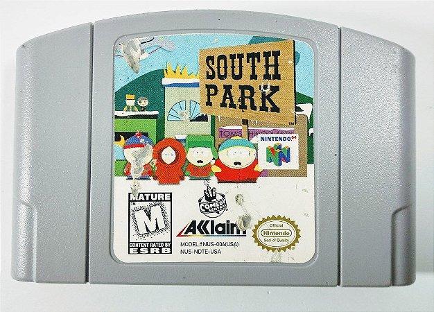 Usado Jogo Nintendo 64 South Park - Nintendo