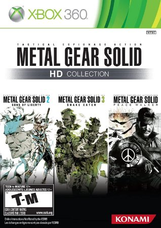 Usado Jogo PS3 Metal Gear Solid HD Collection - Konami