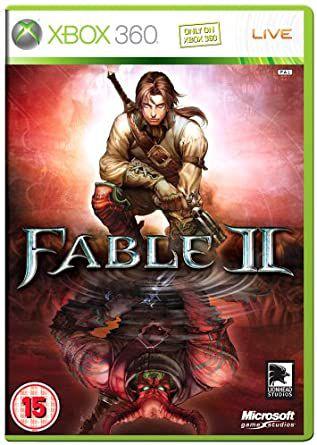Usado Jogo Xbox 360 Fable II - Microsoft