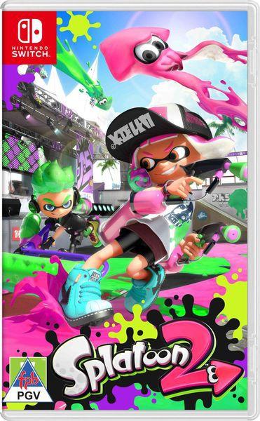 Jogo Nintendo Switch Splatoon 2 - Nintendo