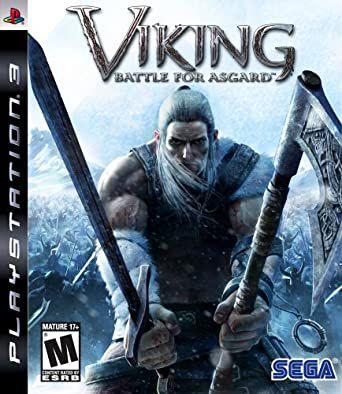 Usado Jogo PS3 Vikings Battle for Asgard - Sega