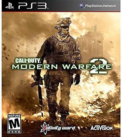 Usado Jogo PS3 Call of Duty: Modern Warfare 2 - Activision