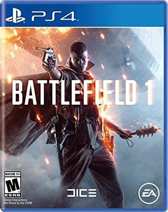 Usado Jogo PS4 Battlefield 1 - Electronic Arts