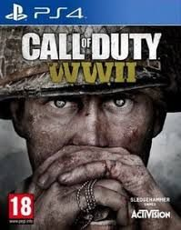 Usado Jogo PS4 Call of Duty WWII - Activision