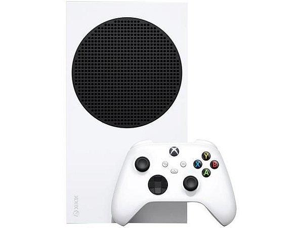 Console Xbox Series S + Controle Sem Fio - Microsoft