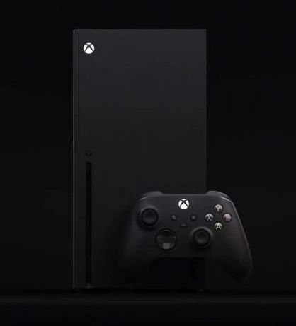 Console Xbox Series X + Controle Sem Fio - Microsoft